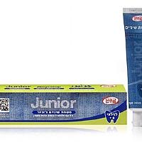 טפטפים ג'וניור משחת שיניים לגילאי 6+