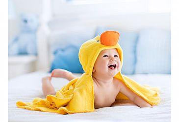 שן ראשונה אצל תינוקות