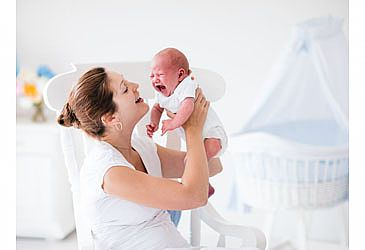 גזים אצל תינוקות? לא גזירת גורל