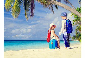 יוצאים לחופשה עם תינוק: הימור מסוכן או הנאה משפחתית?