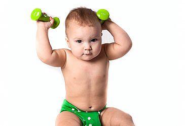 איך למנוע אנמיה אצל תינוקות?