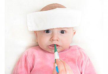 חום אצל תינוקות וילדים