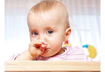 נזלת ירוקה אצל תינוקות