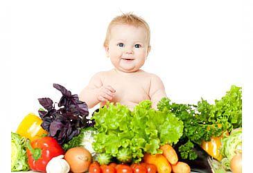 פירמידת המזון לתינוקות ולפעוטות