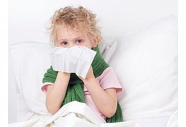מחלות חורף אצל ילדים
